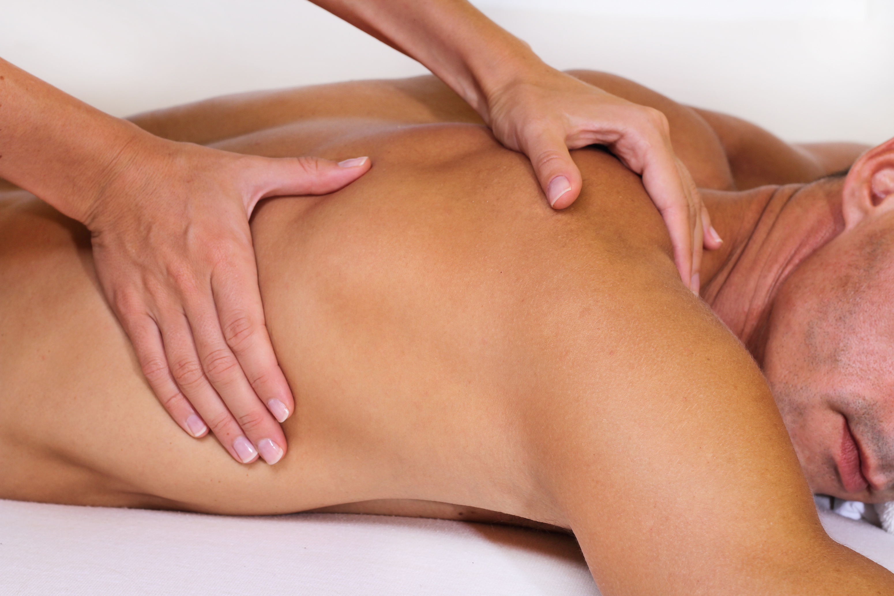 Deep Tissue Massage at Osteopathy West London